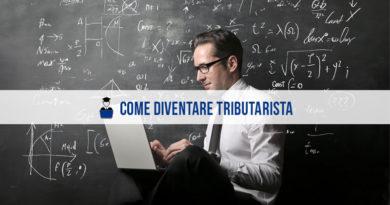 Come diventare tributarista