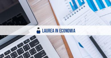 Laurea Economia