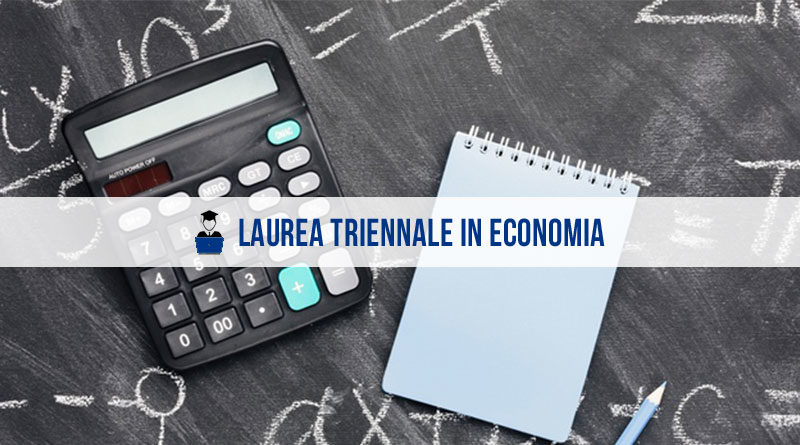 Laurea Triennale Economia