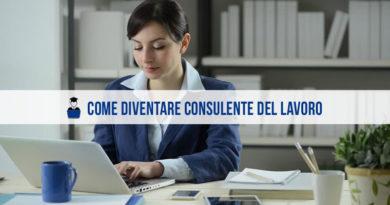 Come diventare consulente