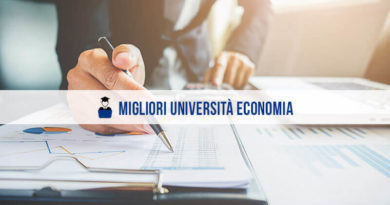 migliori università economia