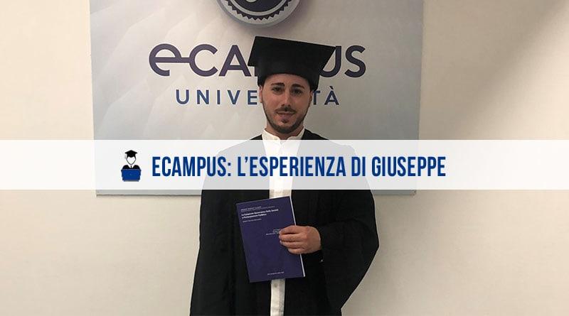 Opinioni eCampus Economia Giuseppe