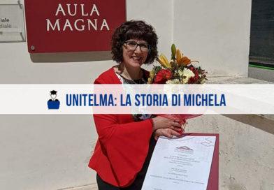 Opinioni Unitelma: l'intervista a Michela, laureata in Scienze dell'Amministrazione