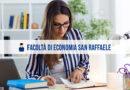 Facoltà Economia San Raffaele: offerta formativa A.A. 2020/2021