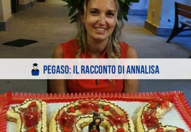 Opinioni Pegaso: l'intervista ad Annalisa, laureata in Economia