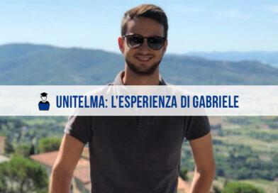 Opinioni Unitelma: l'intervista a Gabriele, studente di Economia