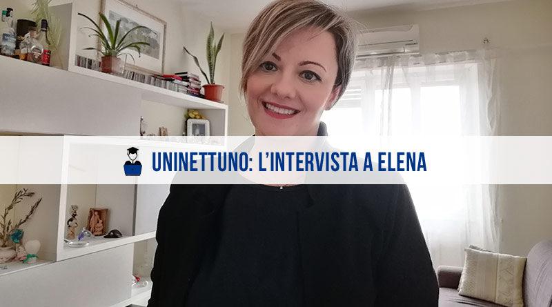 Opinioni Uninettuno Economia Elena