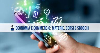 Economia e Commercio: materie, corsi di laurea online e sbocchi