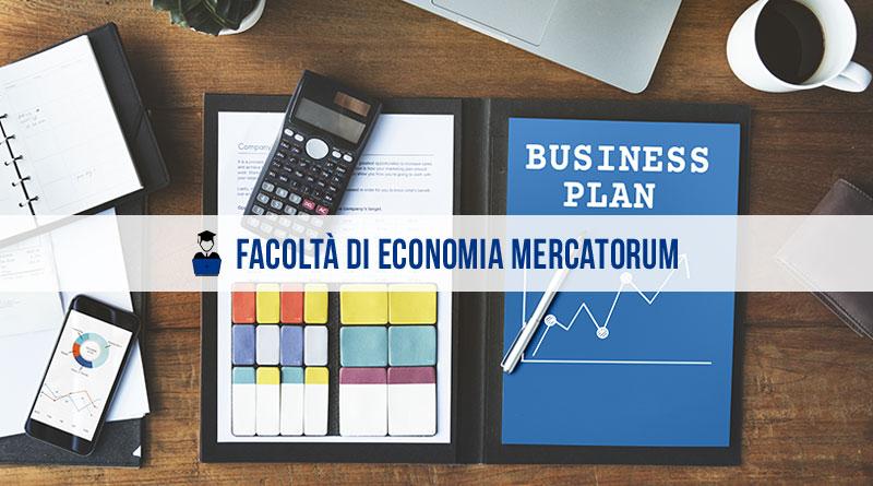 Facoltà Economia Mercatorum