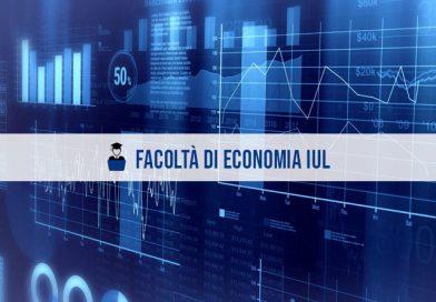 Facoltà Economia IUL: offerta formativa A.A. 2021/2022