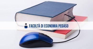 Facoltà Economia Pegaso