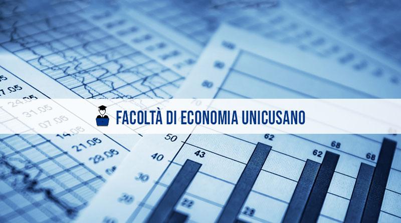 Facoltà Economia UniCusano